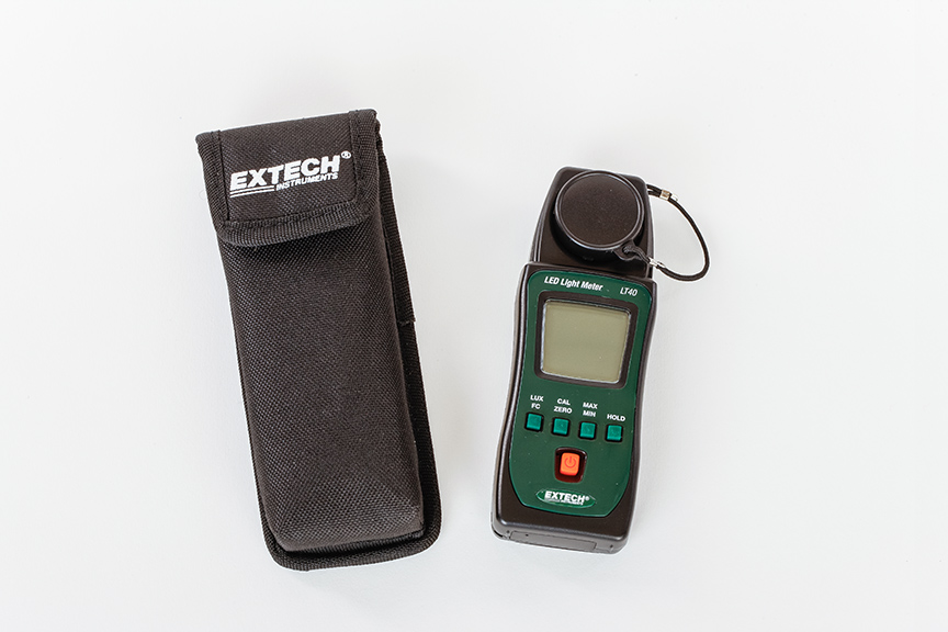 LED Light meter 2